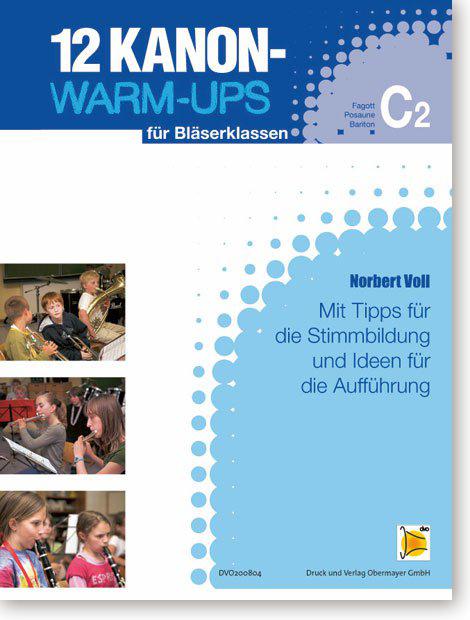 Kanon-Warm-Ups – Spielheft C2