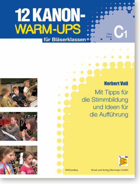 Kanon-Warm-Ups – Spielheft C1