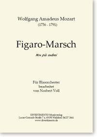 Cover Figaro-Marsch